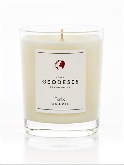Bougie parfumée Tonka