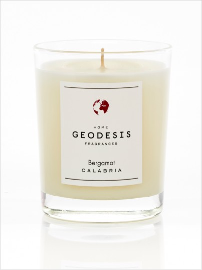 Bougie parfumée Bergamote