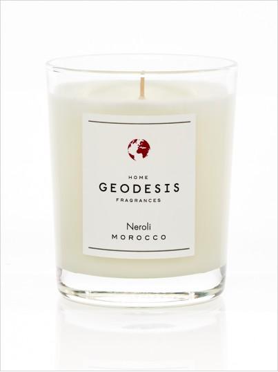 Bougie parfumée Néroli