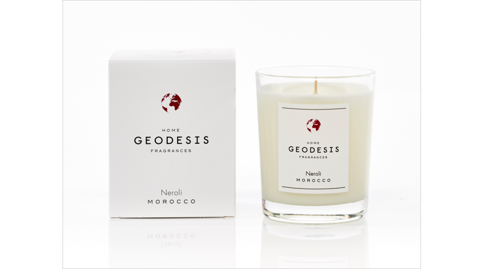 Scented candle$Neroli