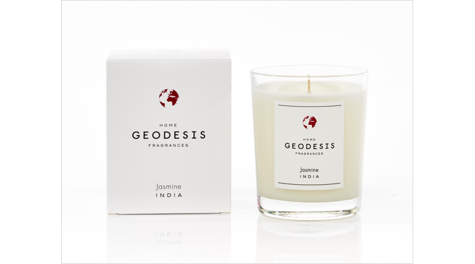 Scented candle$Jasmine