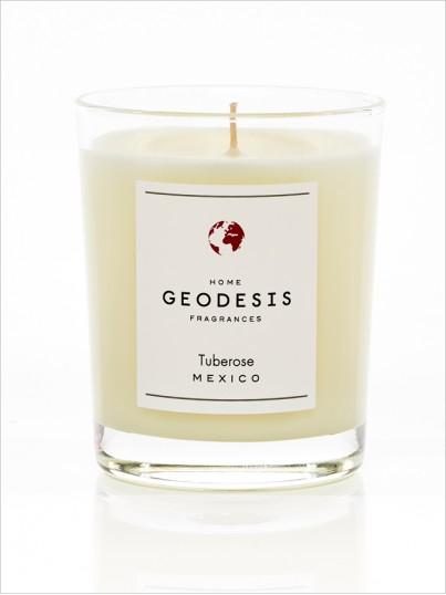 Bougie parfumée Tubéreuse 260G