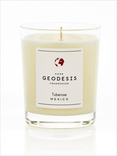 Scented candle 180G Tuberose