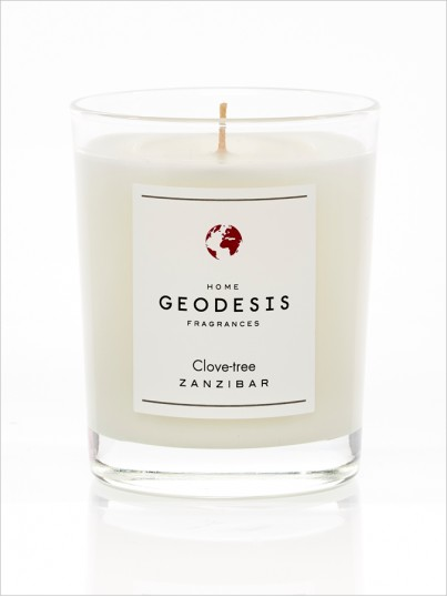 Scented candle$Clove-tree