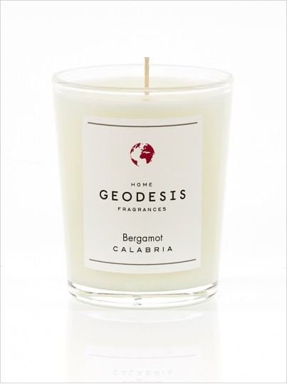 Bougie parfumée 70G Bergamote