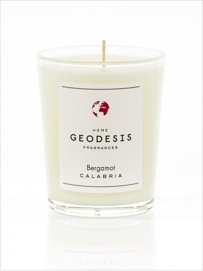 Scented candle 70G Bergamot