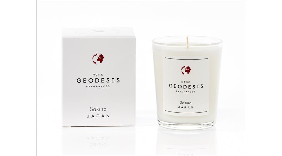 Scented candle 70G Sakura