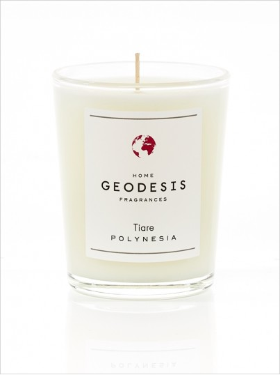 Scented candle 70G Tiare