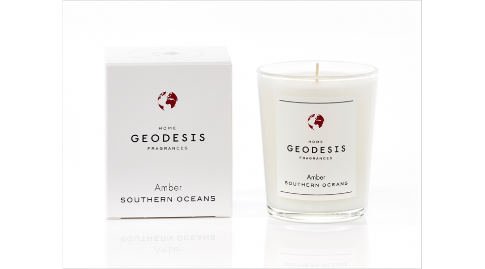 Scented candle 70G Amber