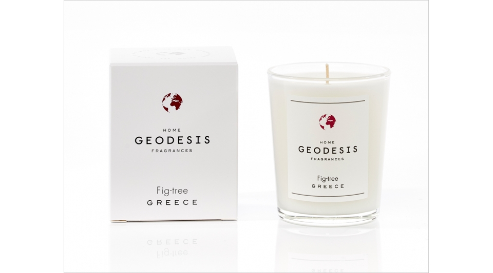 Scented candle 70G Fig-tree