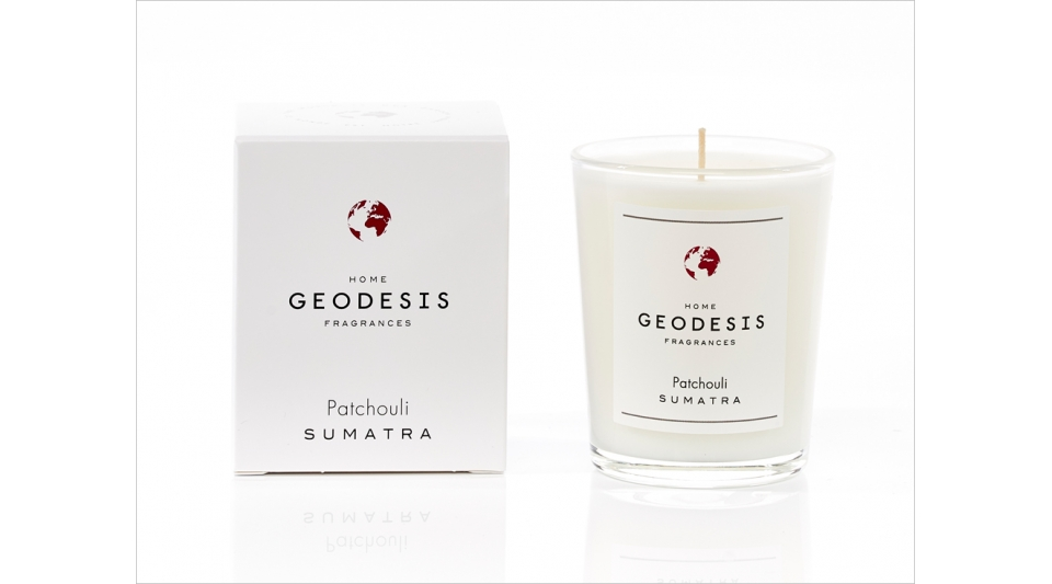 Scented candle 70G Patchouli