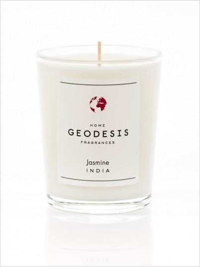 Bougie parfumée 70G Jasmin