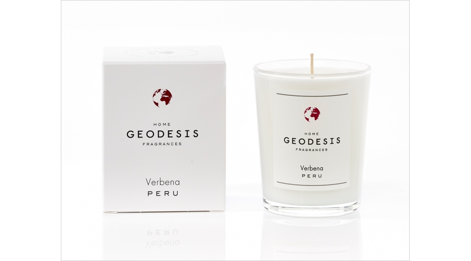 Scented candle 70G Verbena