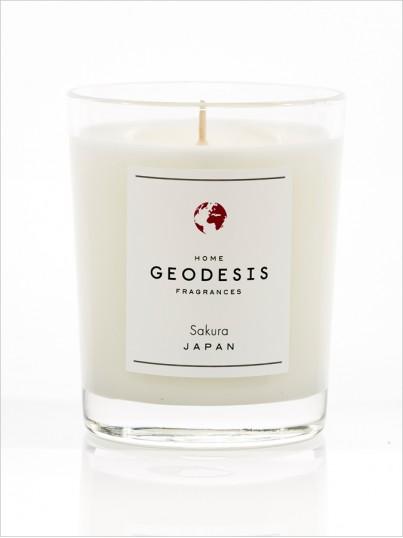 Scented candle 180G Sakura