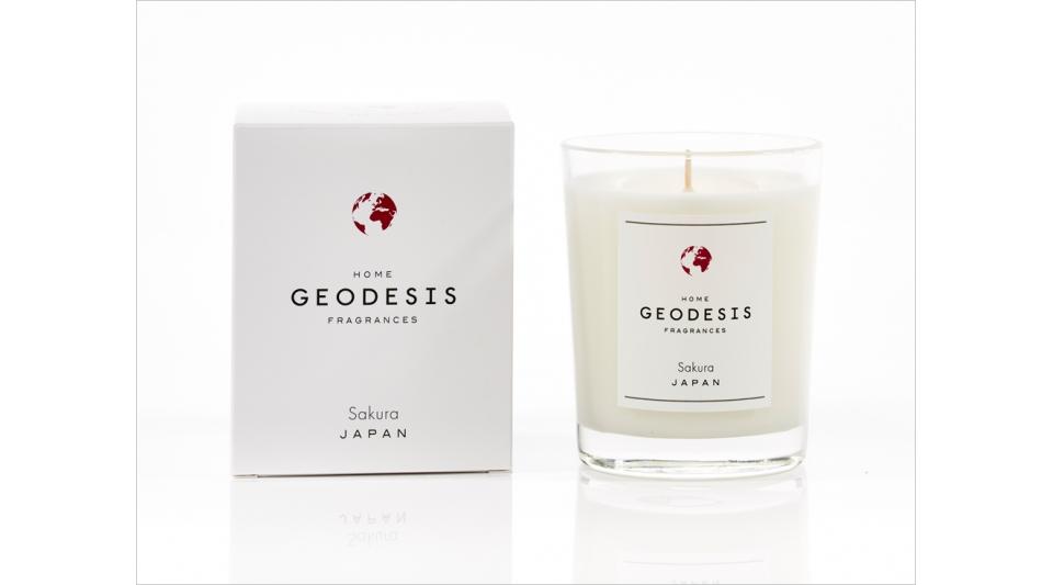 Bougie parfumée 180G Sakura