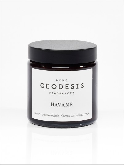 nature scented candle Havana