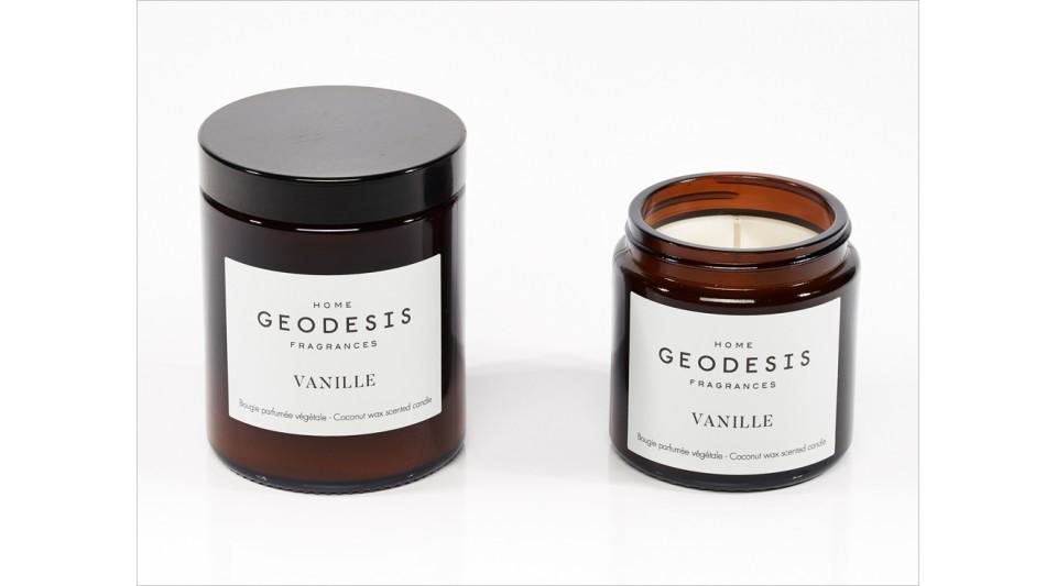 Bougie parfumée végétale Vanille
