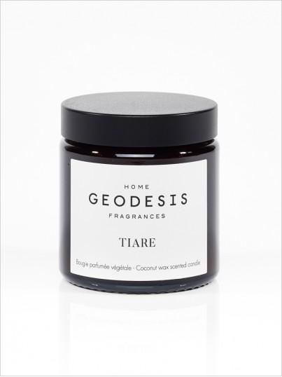 Bougie parfumée végétale Tiaré