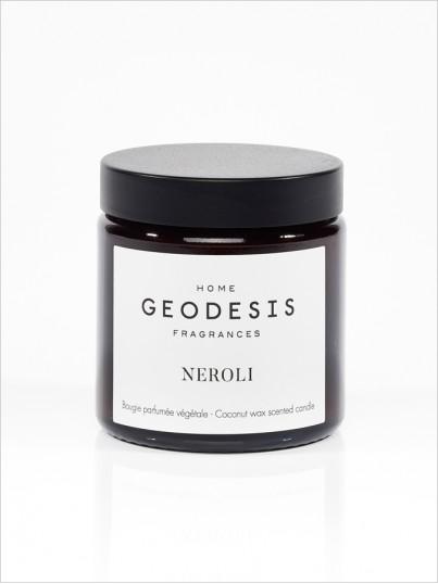 Bougie parfumée végétale Néroli