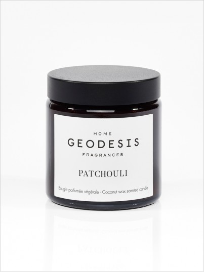 Bougie parfumée végétale Patchouli