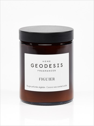 nature scented candle Fig-tree