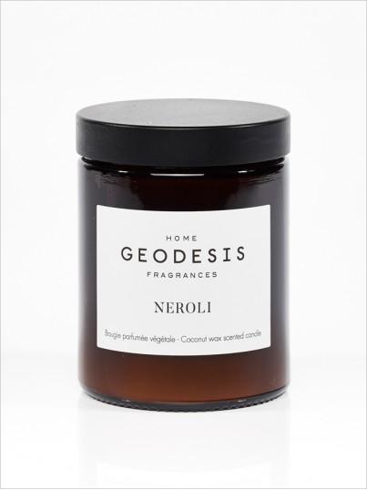 Bougie parfumée nature Néroli