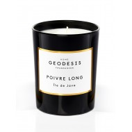 Long pepper scented candle