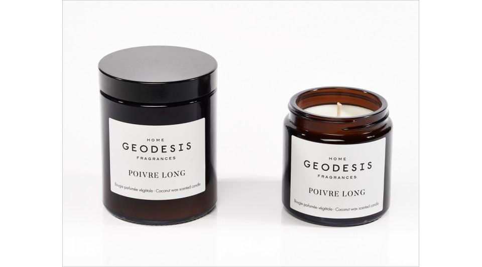 Bougie parfumée végétale Poivre long