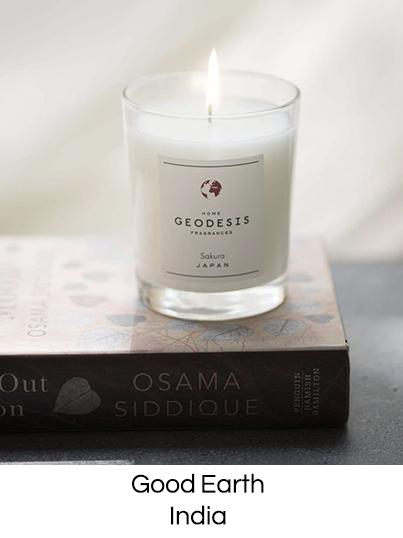 bougies parfumées Geodesis fabriquée en France bougie Naturelle végétale