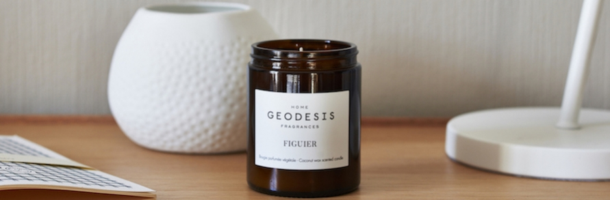 Our new innovative collection of scented candles