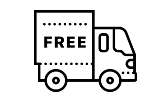 Free shipping from 90€